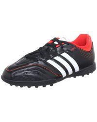 11Questra Trx Tf J, Chaussures de football garçon Adidas pour homme en coloris Black