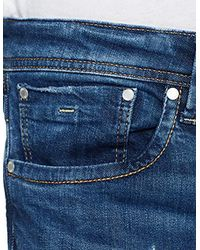 Saturn Jeans Pepe Jeans pour homme en coloris Blue