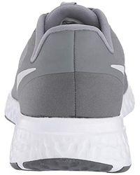 Revolution 5, Chaussures d'Athlétisme Homme Nike pour homme en coloris Gray