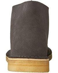 Clarks Multicolor Desert Chukka Boot for men
