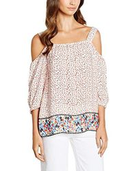 d635329924c14 Dorothy Perkins. Women s Floral Print Cold Shoulder Tops