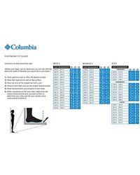 Columbia Gray Fairbankstm 503 Hiking Shoes for men