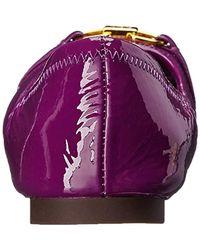Lauren by Ralph Lauren - Purple Lauren Ralph Lauren Betsy Ballet Flat - Lyst