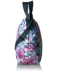 LeSportsac Multicolor Classic Easy Carry Tote