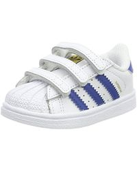 Superstar, Sneakers Basses Mixte bébé Adidas pour homme en coloris Multicolor
