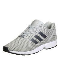 ZX Flux Chaussures Onix/White Adidas