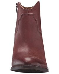 Lucky Brand Multicolor Eller Ankle Bootie