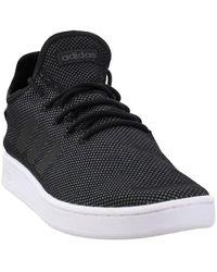 Adidas Black Court Adapt for men