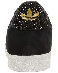 Gazelle Sneaker per Donna di Adidas in Black da Uomo