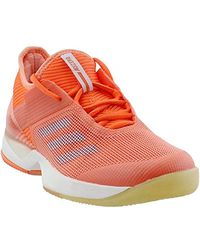 Adidas Multicolor Womens Adizero Ubersonic 3