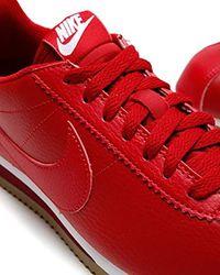 Nike Sneaker in Red für Herren
