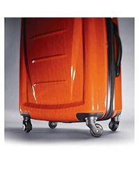 Samsonite Orange Luggage Winfield 2 Fashion Hs Spinner 20 for men