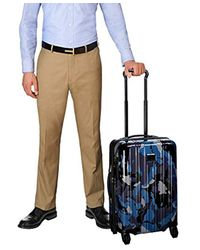 Tumi - Blue V3 International Expandable Carry-on Carry-on Luggage, Galvanized Silver - Lyst