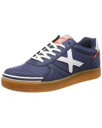 G-3 Profit 944, Zapatillas de Deporte Unisex Adulto Munich de color Blue