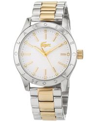 S Watch 2000980 di Lacoste in White