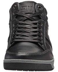 Steve Madden Black Cartur Sneaker for men