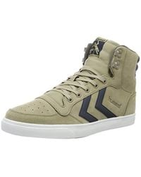 Hummel Unisex-Erwachsene Stadil Winter Sneaker High-Top in Multicolor für Herren
