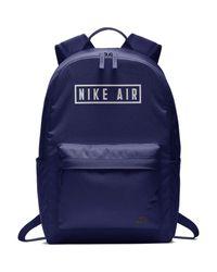 BA6022 ZAINO 493 BLU,UNICA di Nike in Blue