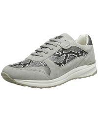 Geox Multicolor Damen D Airell C Sneaker