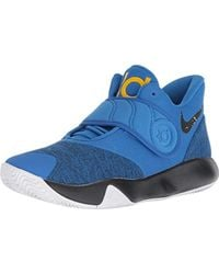 82a99672ccb8 Nike Kd Trey 5 Vi Low-top Sneakers in Blue for Men - Lyst