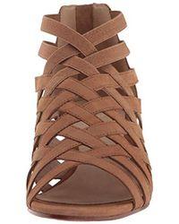 Eileen Fisher Brown Oodle-nu Dress Sandal