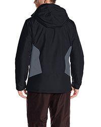 Columbia - Black Antimony Iv Jacket for Men - Lyst