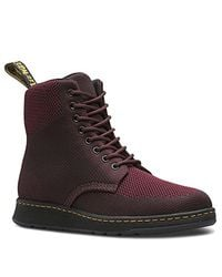 Dr. Martens Multicolor Rigal Knit Fashion Boot