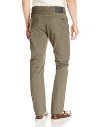 Jack Spade Multicolor Stonehill Slim-fit Five-pocket Pant for men