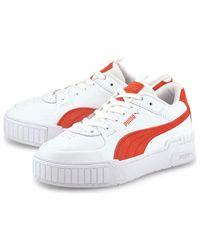 Cali Sport SD Chaussures PUMA en coloris White