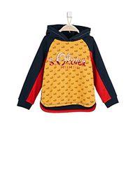 S.oliver Multicolor RED Label Mädchen Sweatshirt mit Label-Pailletten