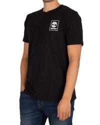 Pour des s T-Shirt Camouflage avec Logo au Dos Timberland pour homme en coloris Black