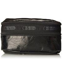 LeSportsac Black Classic Double Zip Belt Bag