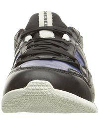 DIESEL - Black Remmi-v S-furyy Ii Fashion Sneaker for Men - Lyst