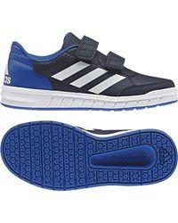 Altasport CF K Adidas de hombre de color Blue