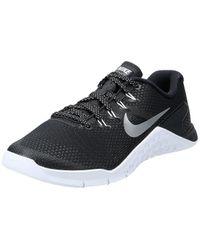 Wmnsmetcon 4 Nike en coloris Black