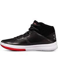 Under Armour Black Lockdown 2 Basketball Shoe for men
