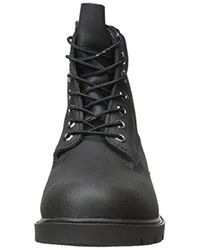 Timberland Black Six-inch Basic Boot for men