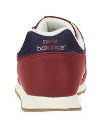 New Balance Red 373v1 Sneaker for men