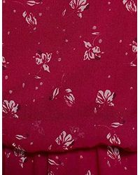 Vero Moda Vero Fashion Dress Vmviola Red For