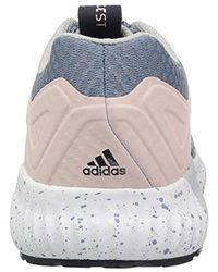 Adidas Blue Aerobounce St 2 Running Shoe