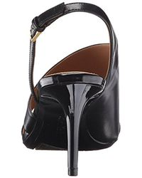 CALVIN KLEIN 205W39NYC Black Lanya Dress Sandal