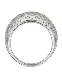 91389A - Bague - Argent Fin Esprit en coloris Metallic