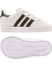 Coast Star El I Adidas pour homme en coloris White