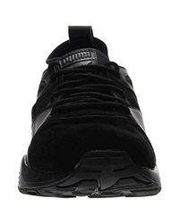 PUMA Black Bog Sock Core Fashion Sneaker for men