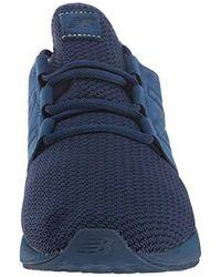New Balance Herren Fresh Foam Cruz V2 Knit Sneaker, 43 EU in Blue für Herren