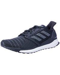 Solar Boost M, Chaussures de Fitness Homme Adidas pour homme en coloris Black