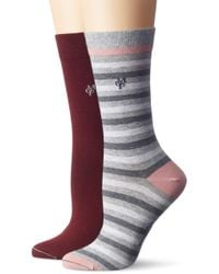 Body & Beach W-SOCKS 2-PACK Calzini di Marc O'polo in Multicolor