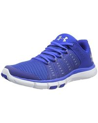 Micro G Limitless Training 2, Zapatillas Deportivas para Interior para Hombre, Azul (Ultra Blue), 41 EU Under Armour de hombre