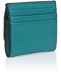 Lyst - Nine West Flap Card And Coin Case 94dab2a26ae79