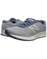 New Balance Blue Fresh Foam Arishi Running Shoes